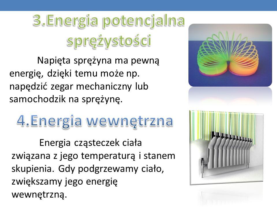 3.Energia potencjalna sprężystości