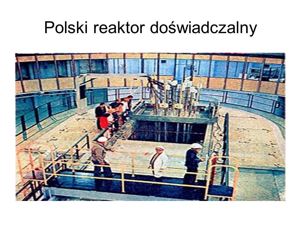 Polski reaktor doświadczalny