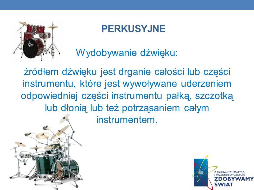 Perkusyjne