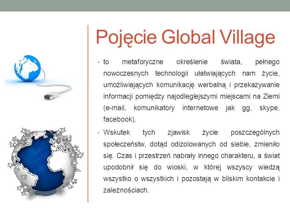 Pojęcie Global Village