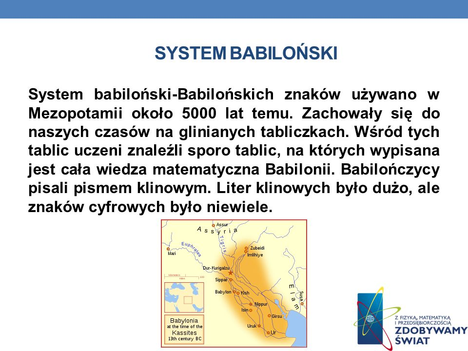 system babiloński