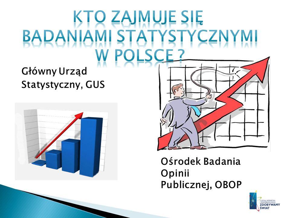 badaniami statystycznymi