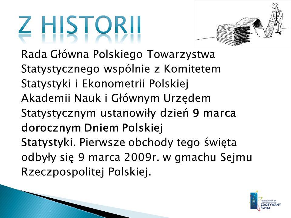 Z historii Rada Główna Polskiego Towarzystwa