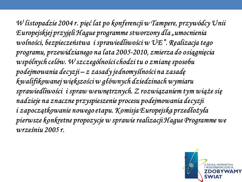 W listopadzie 2004 r.