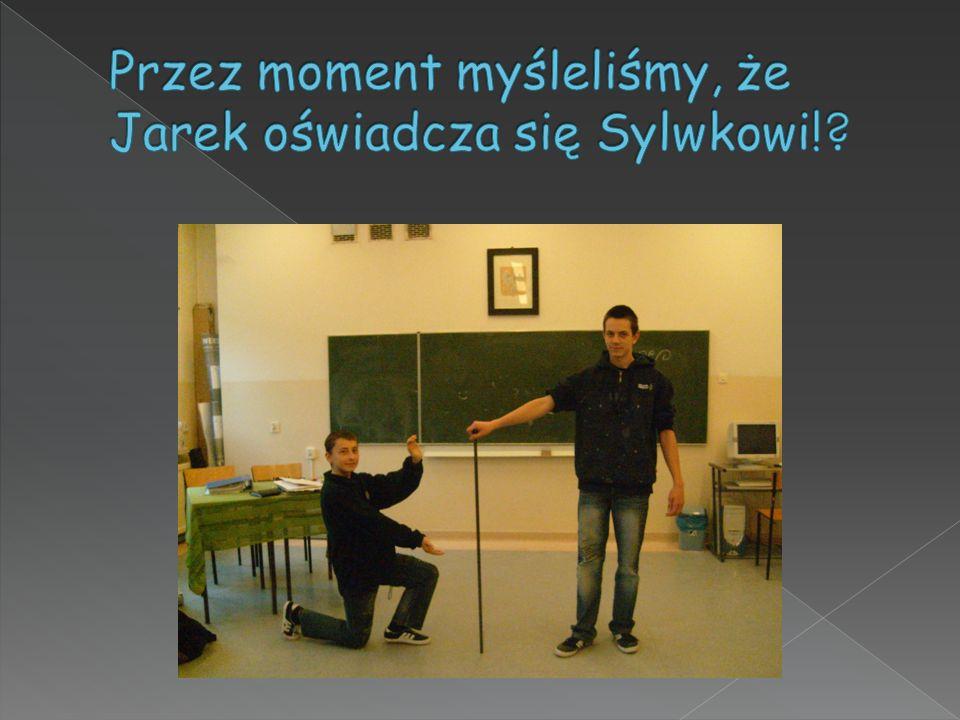 Przez moment myśleliśmy, że Jarek oświadcza się Sylwkowi!
