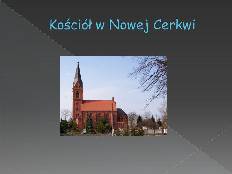 Kościół w Nowej Cerkwi