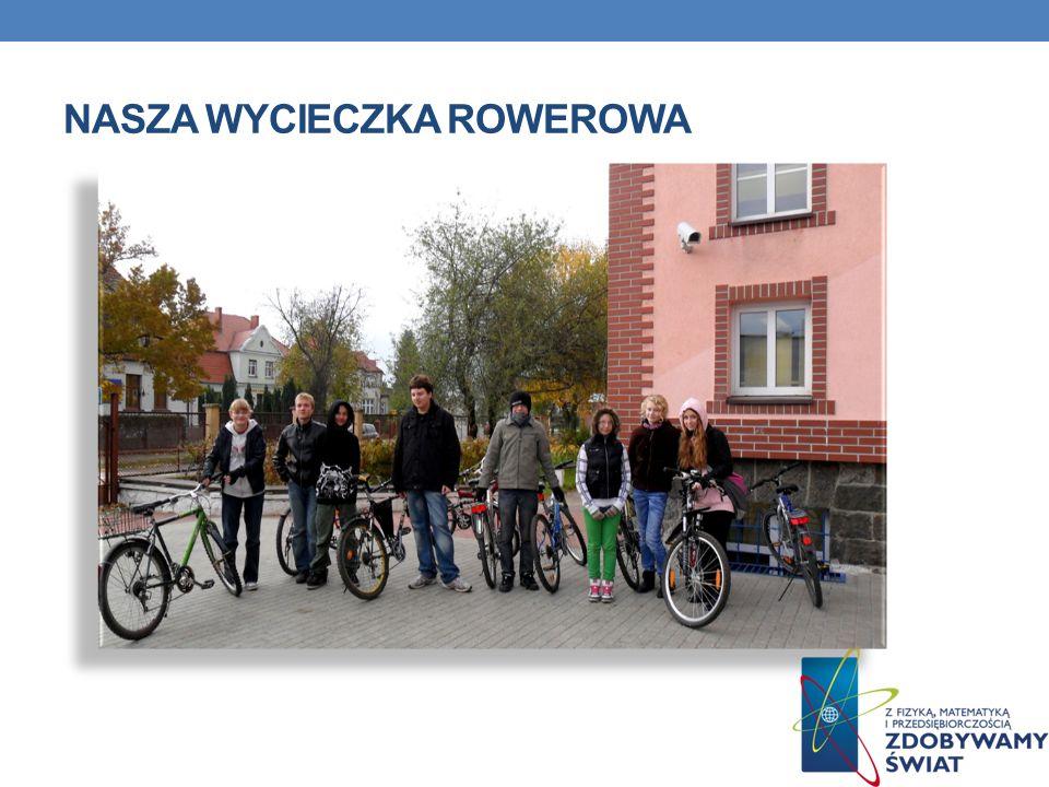Nasza wycieczka rowerowa