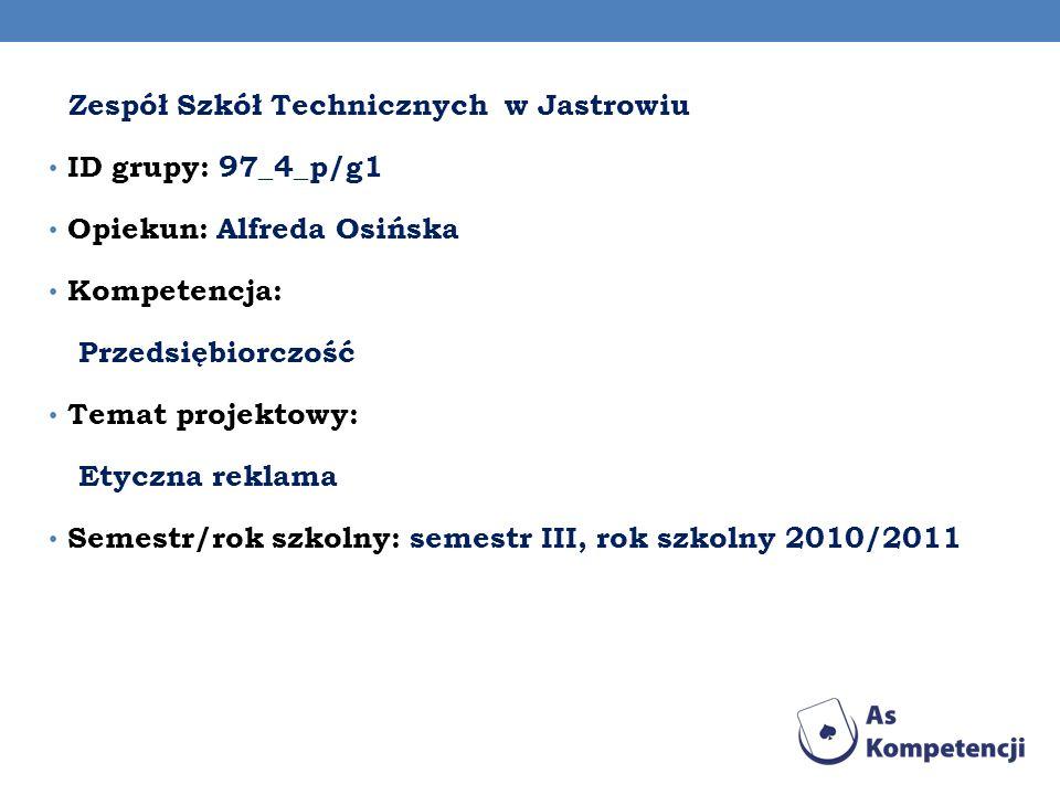 Zespół Szkół Technicznych w Jastrowiu