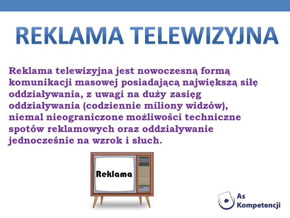 Reklama telewizyjna