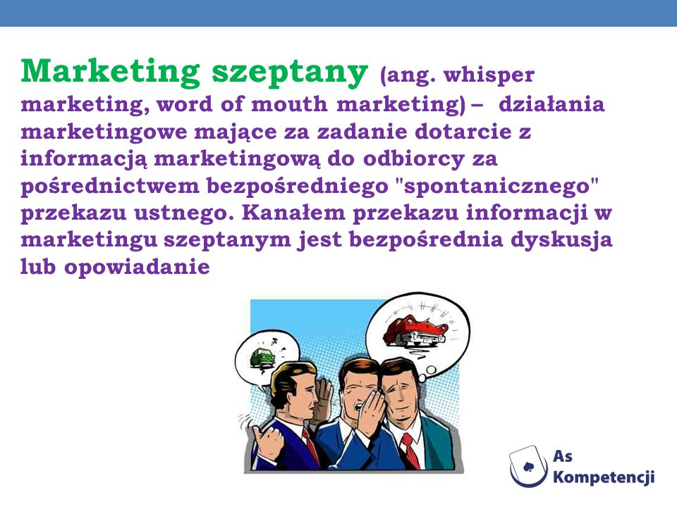 Marketing szeptany (ang