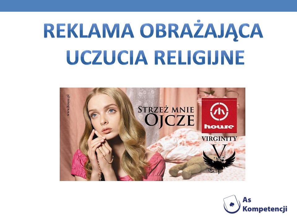Reklama obrażająca uczucia religijne