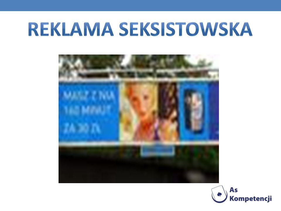 Reklama seksistowska