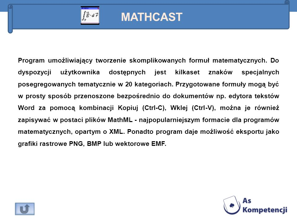MathCast
