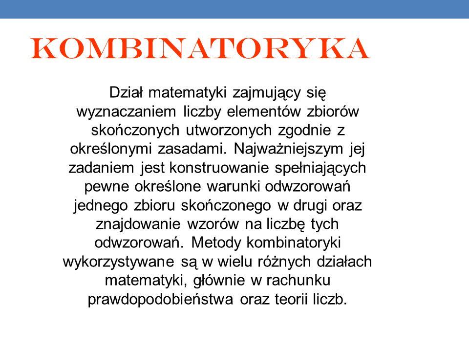 KOMBINATORYKA
