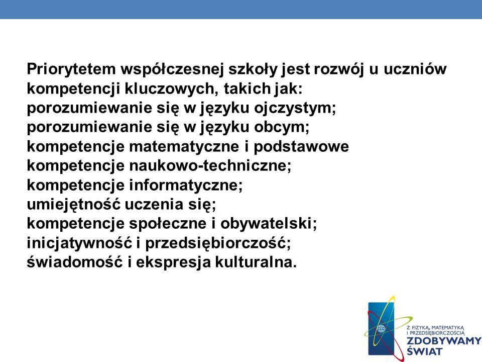 porozumiewanie się w języku ojczystym;