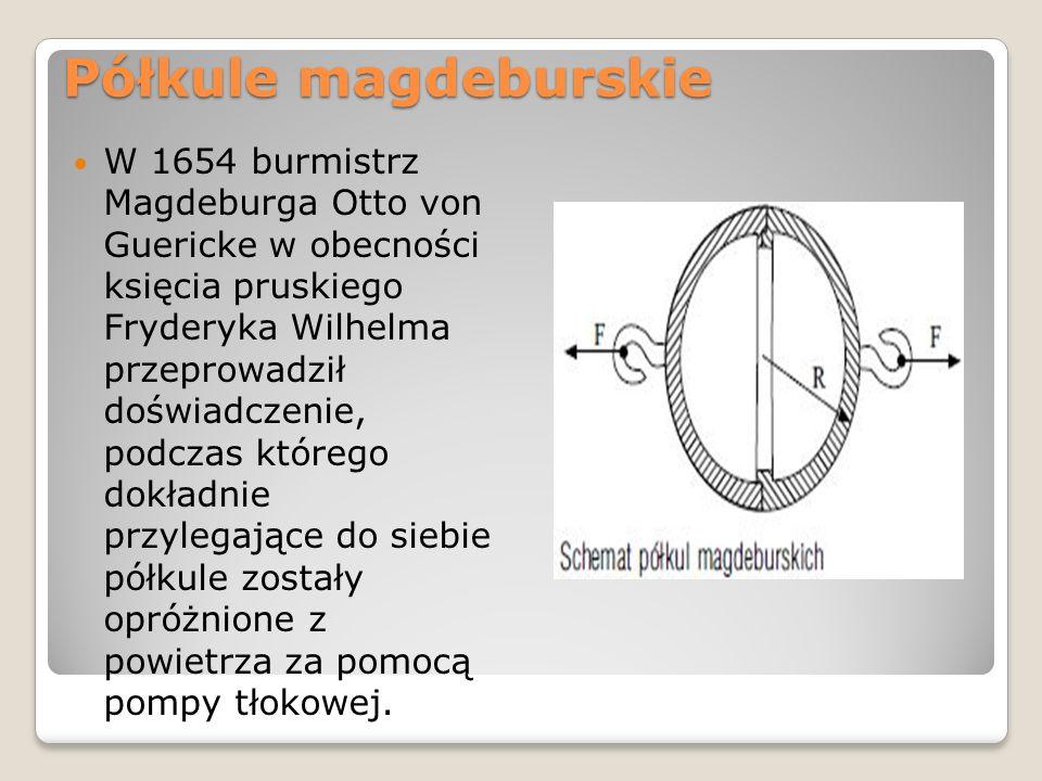 Półkule magdeburskie