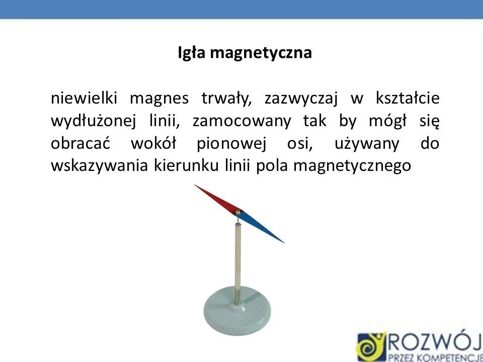 Igła magnetyczna