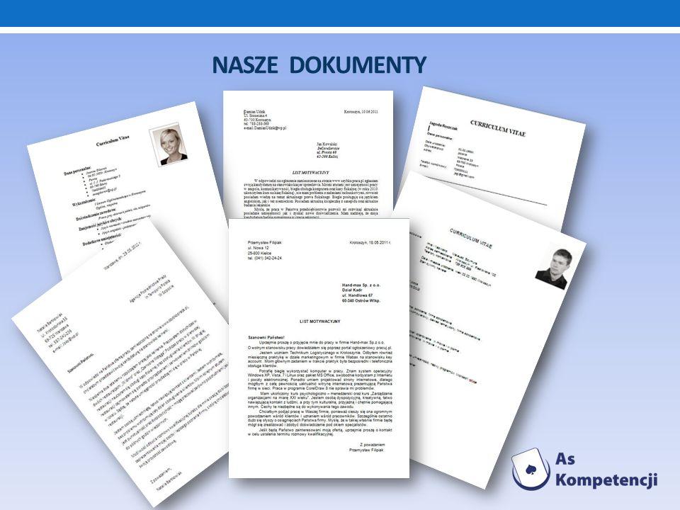 Nasze dokumenty