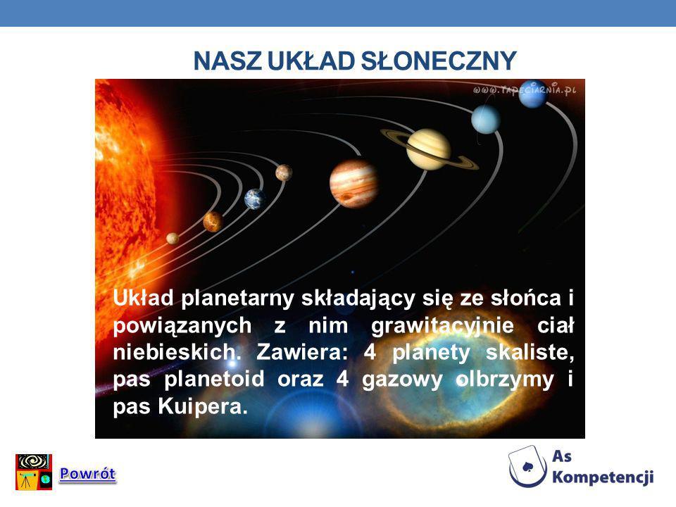 Nasz Układ Słoneczny