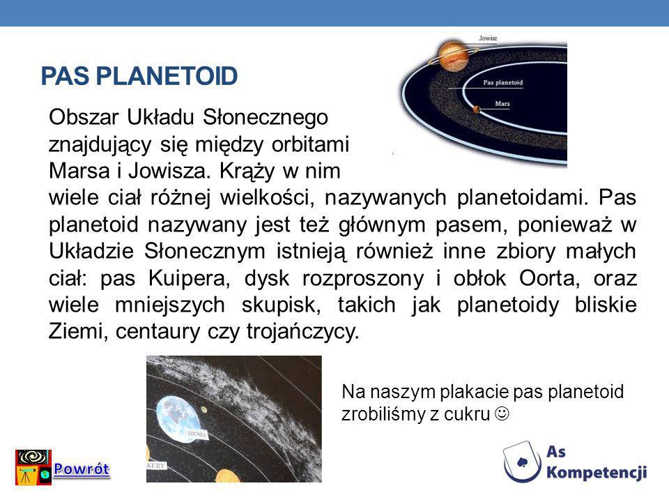 Pas planetoid