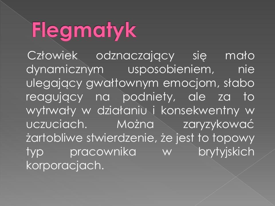 Flegmatyk