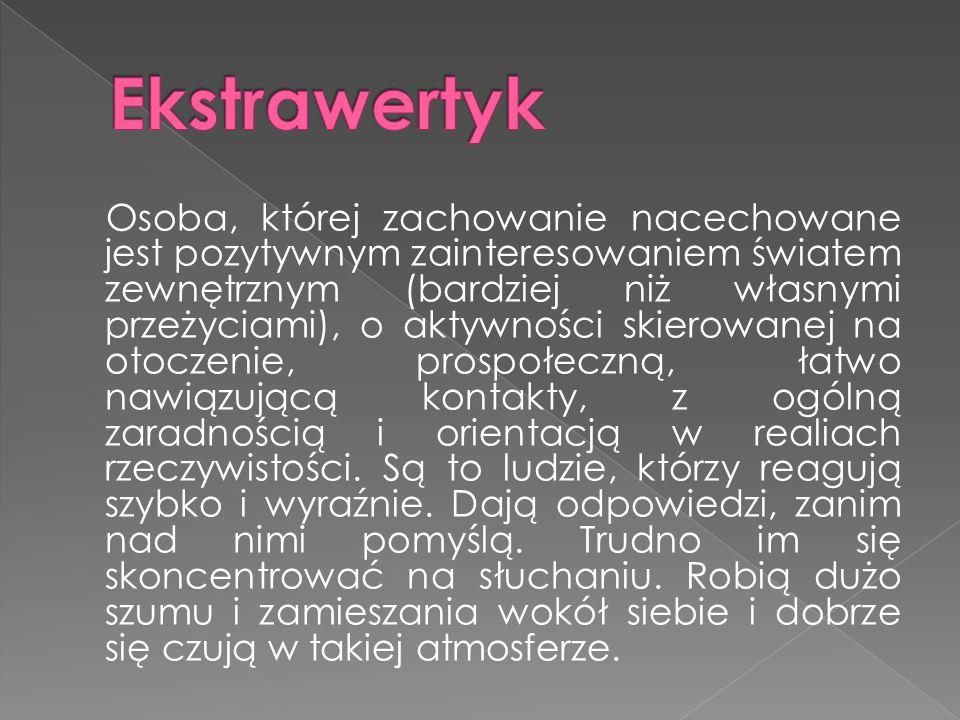 Ekstrawertyk
