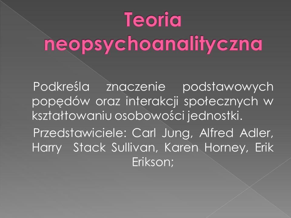 Teoria neopsychoanalityczna