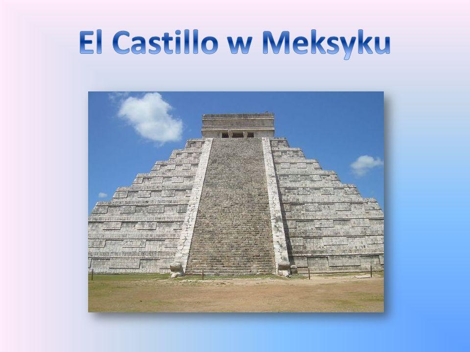El Castillo w Meksyku