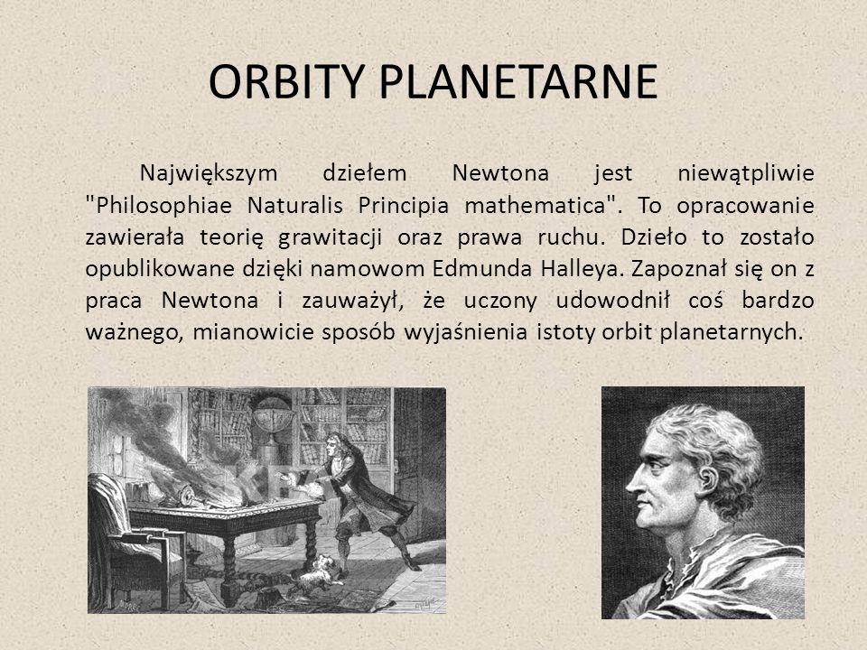 ORBITY PLANETARNE