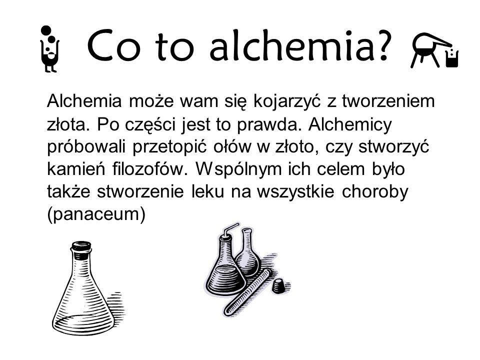 Co to alchemia