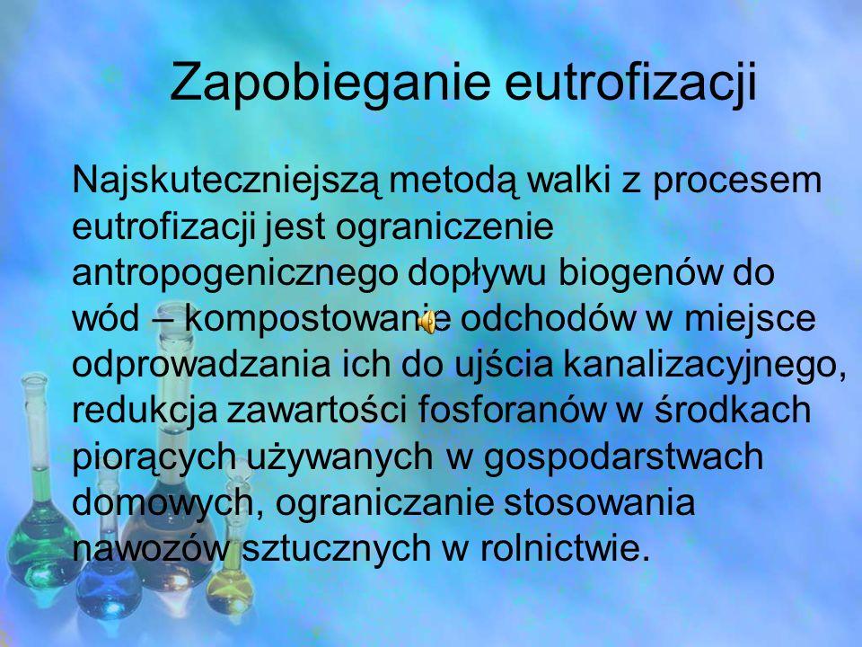 Zapobieganie eutrofizacji