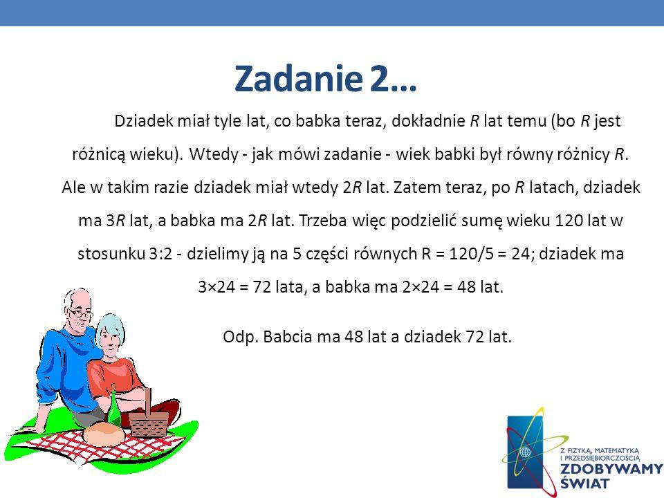Zadanie 2…