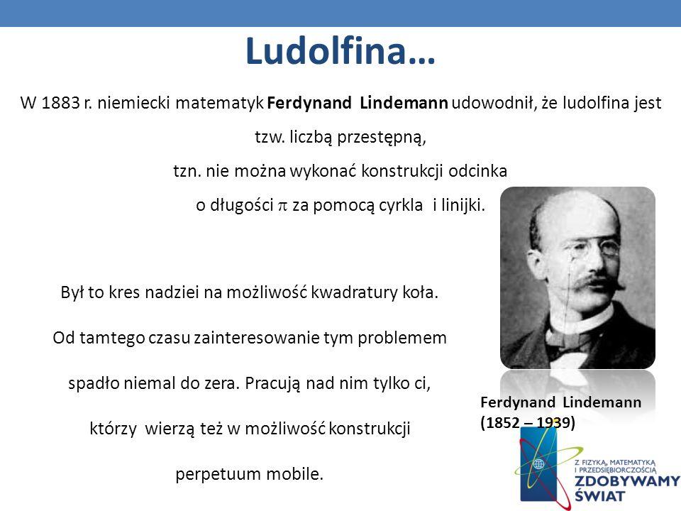 Ludolfina…