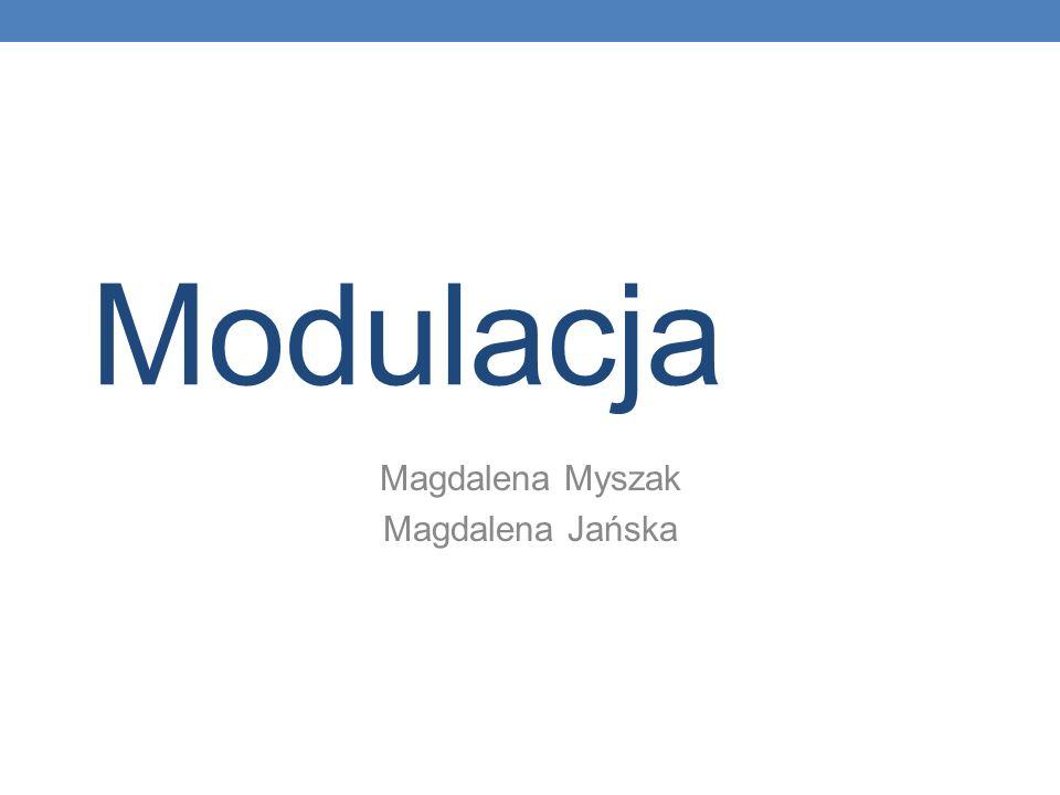 Magdalena Myszak Magdalena Jańska