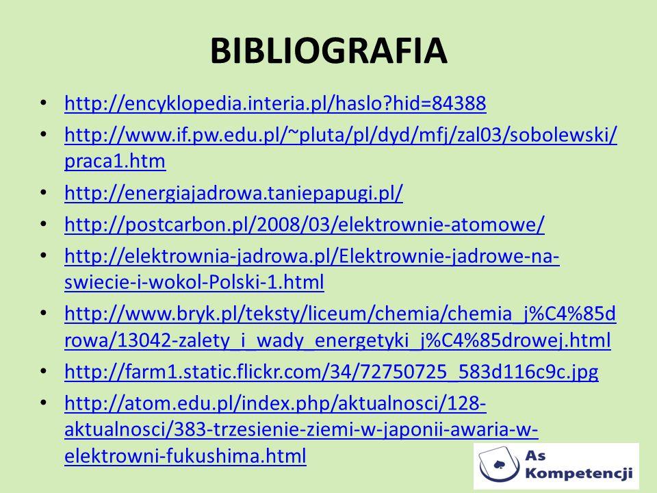 BIBLIOGRAFIA http://encyklopedia.interia.pl/haslo hid=84388