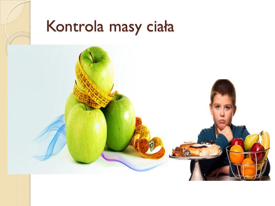 Kontrola masy ciała