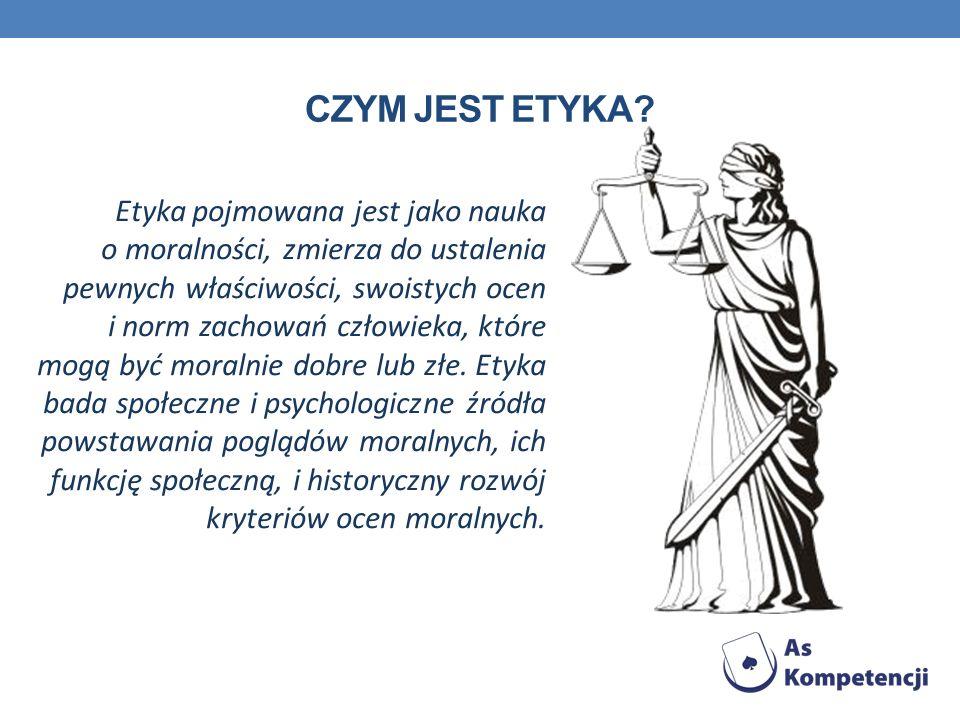 Czym jest etyka