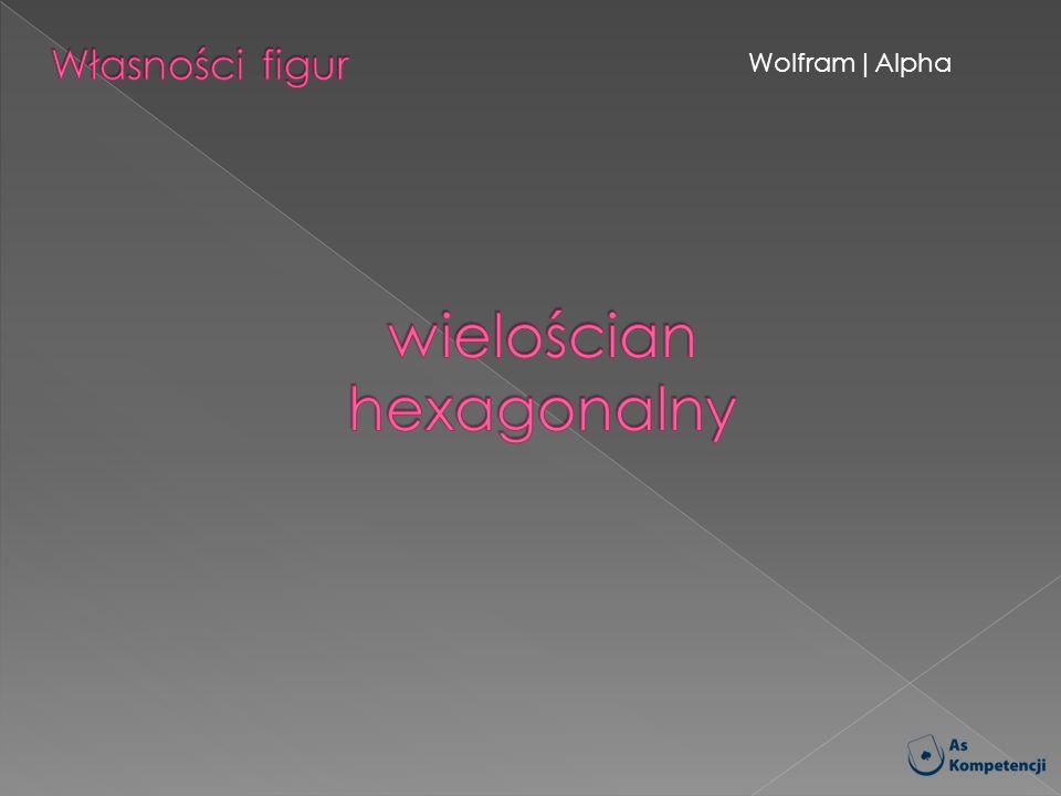 wielościan hexagonalny