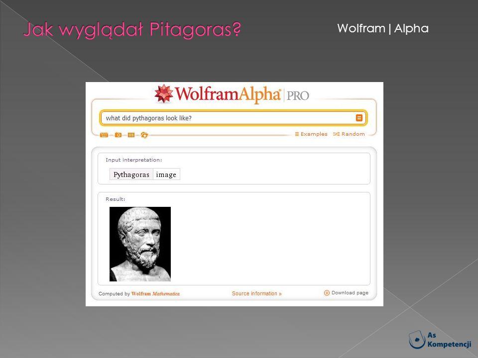 Jak wyglądał Pitagoras