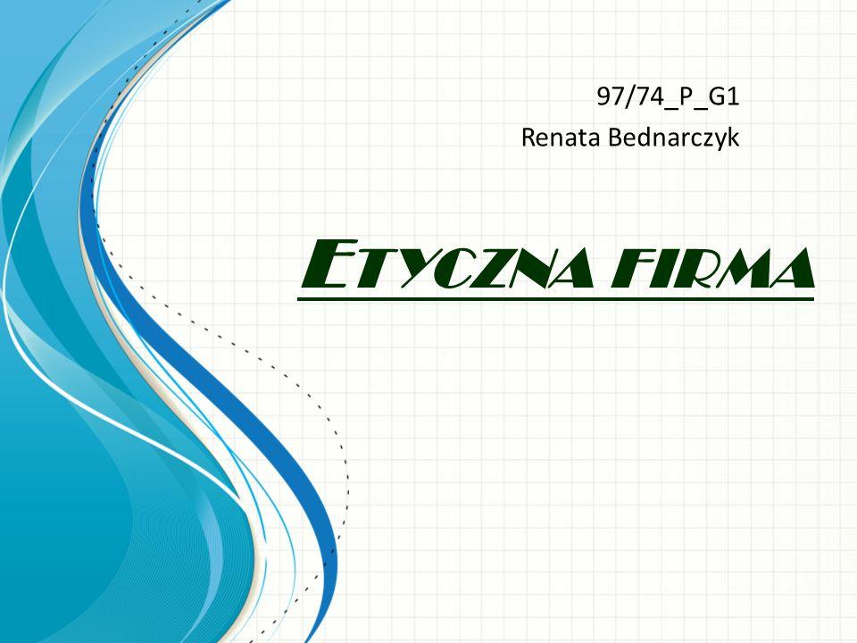 97/74_P_G1 Renata Bednarczyk