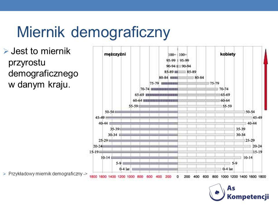 Miernik demograficzny