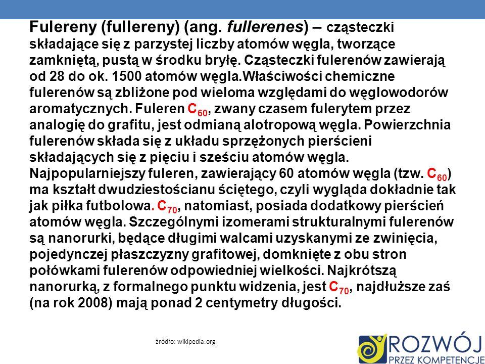 Fulereny (fullereny) (ang