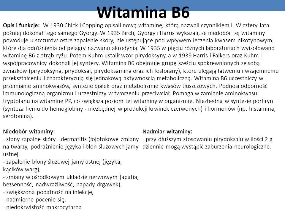 Witamina B6