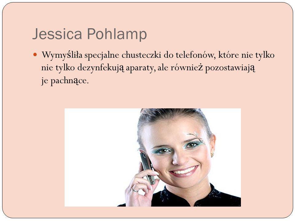 Jessica Pohlamp