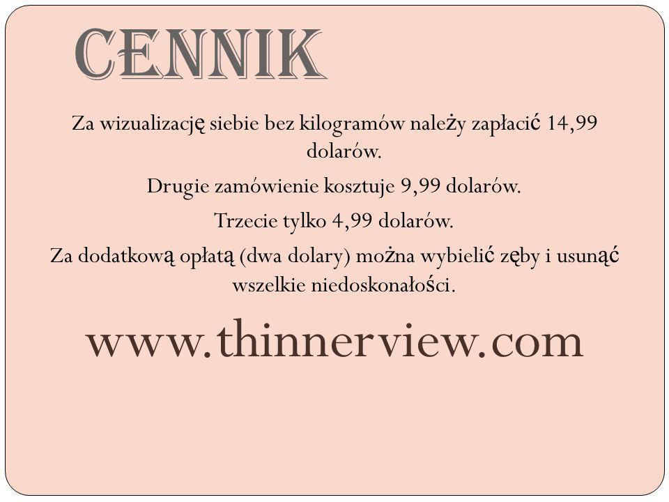 CENNIK www.thinnerview.com