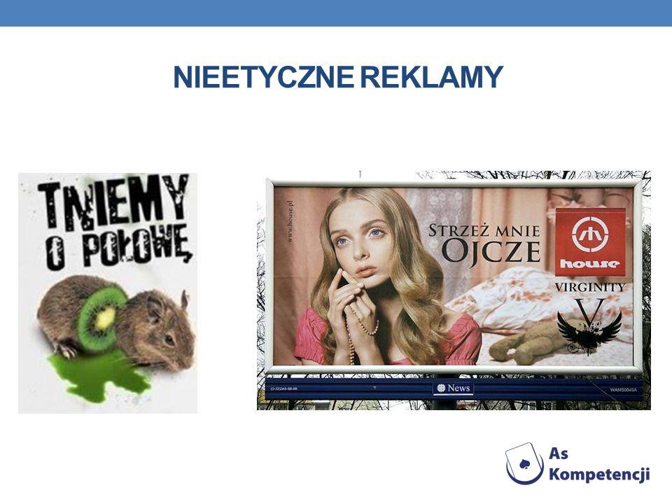 Nieetyczne reklamy