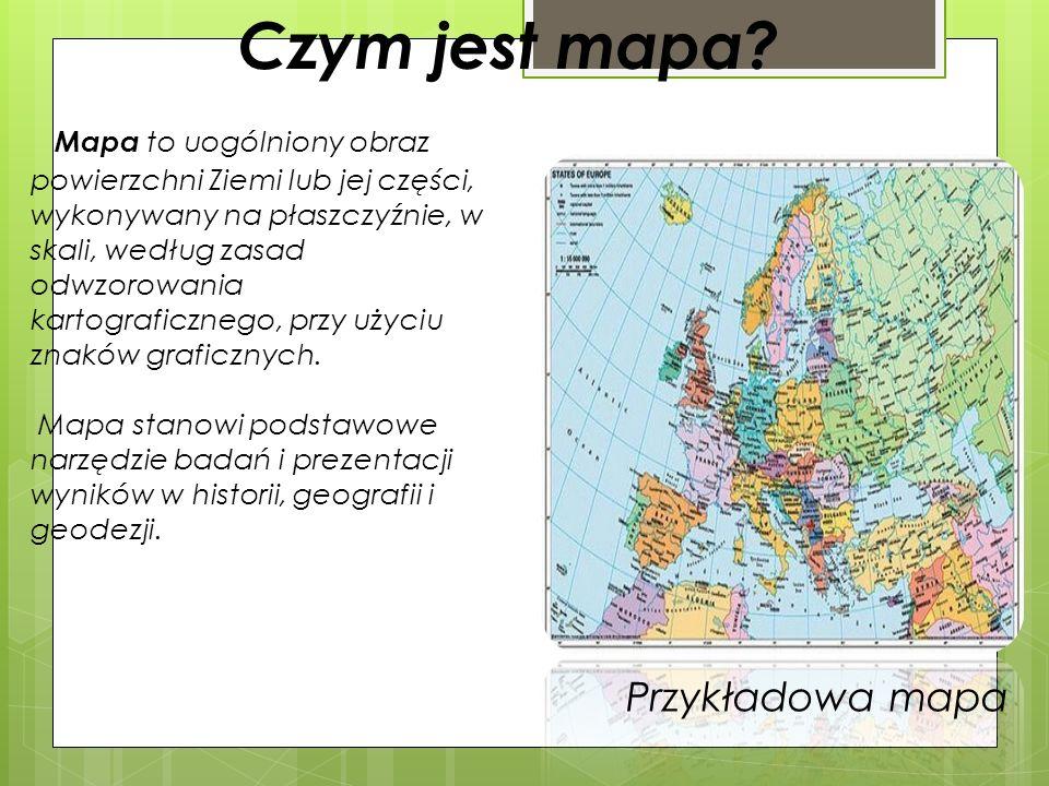 Czym jest mapa