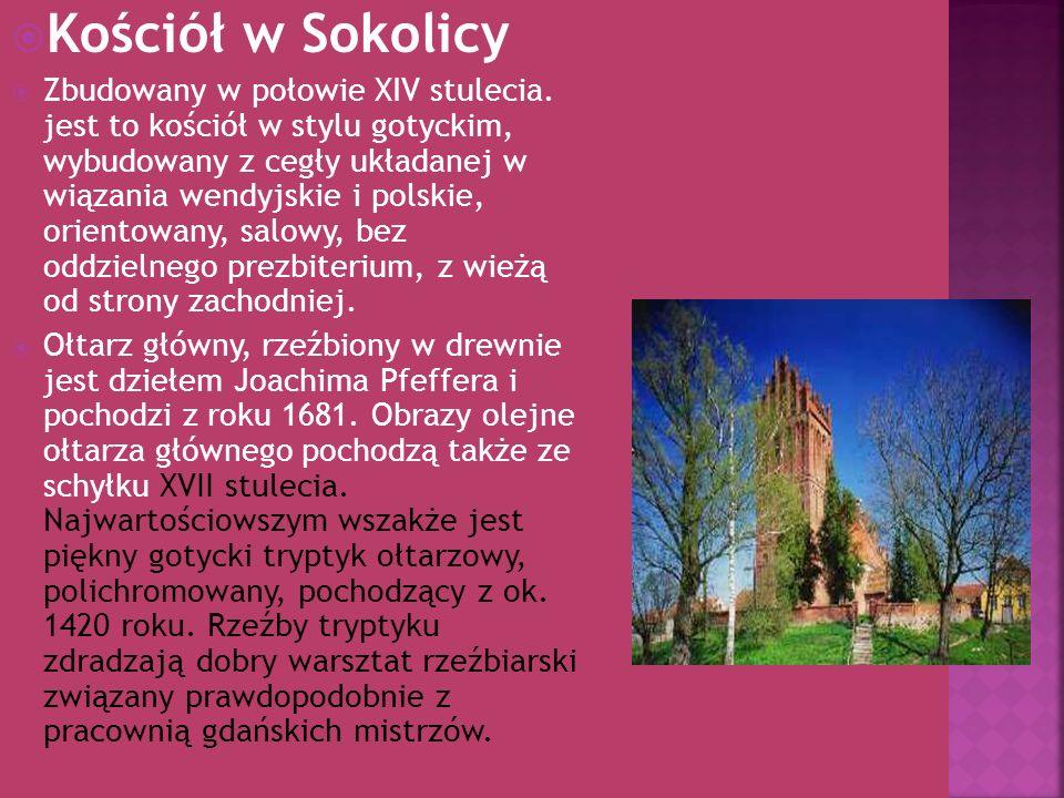 Kościół w Sokolicy