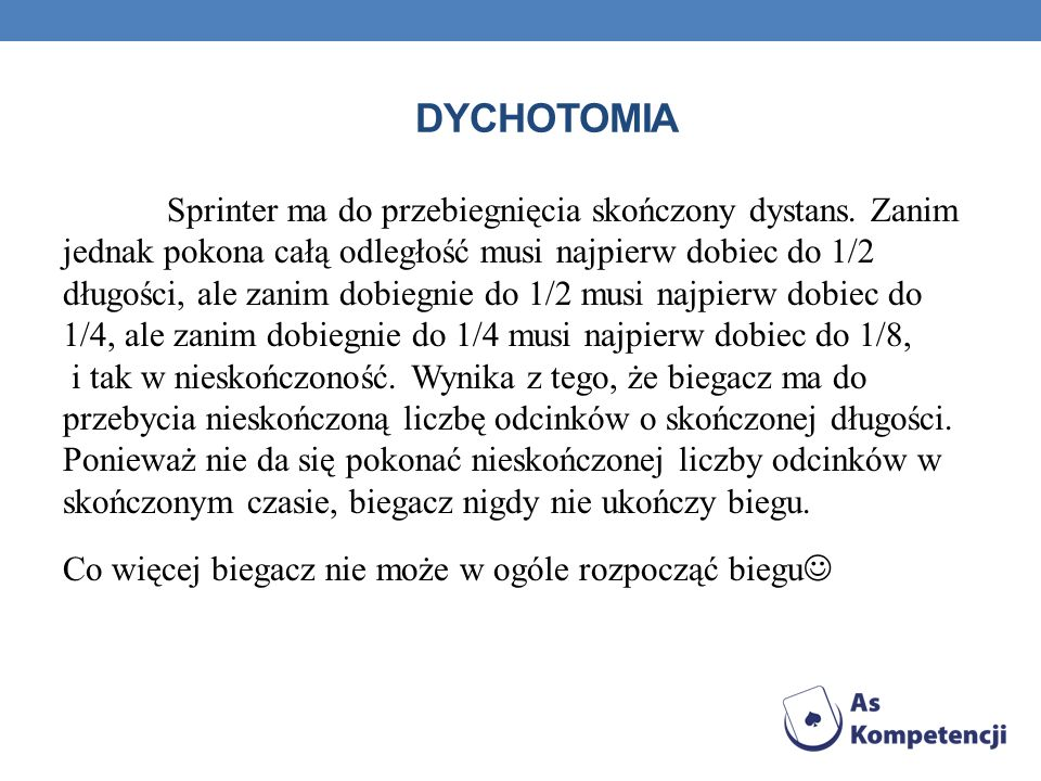 dychotomia