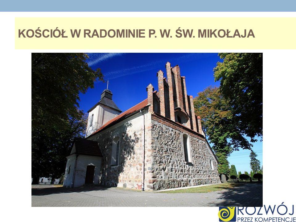 Kościół w Radominie p. w. św. Mikołaja